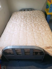 Metal Sofa bed  with mattress