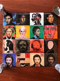 The Who - vintage album cover posters