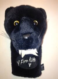 Panther Golf Headcover by Windsor London