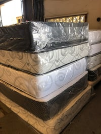 New Mattresses come with box spring- FREE DELIVERY TODAY  Baltimore, 21230