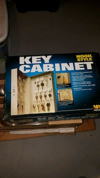 Key cabinet  Northwood, 03261