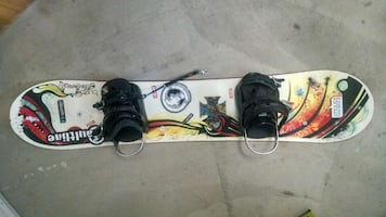Burton Feelgood 30 (130 CM) Snowboard
