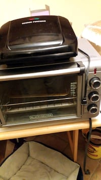 Grill Toaster oven