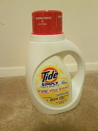 Tide Simply detergent container Tysons, 22102