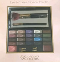2 Eye and Cheek Glamour Palette Henderson