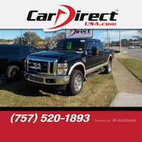 2008 Ford Super Duty F-350 SRW Lariat Virginia Beach, 23455