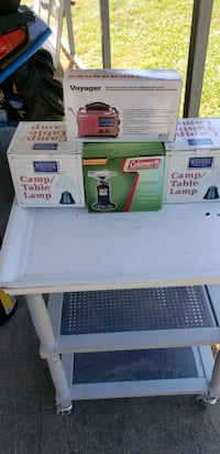 COLEMAN STOVE & BRAND NEW CAMPING GEAR!!! Knoxville