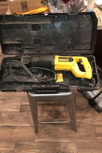 DeWalt 10 amp reciprocating saw