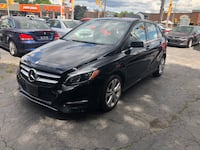 2015 Mercedes-Benz B-Class 4matic 1owner noaccident nav awd safety included  Toronto