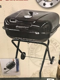 black and gray gas grill Alexandria, 22306