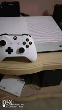white Xbox One s console with controller Bengaluru, 560032