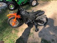 Battery operated dirtbike Syracuse, 13212