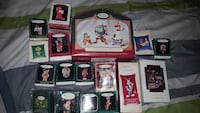 Hallmark collectibles collection for Christmas bra Fort Lauderdale