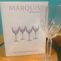 Waterford Crystal Glasses Port Saint Lucie, 34984