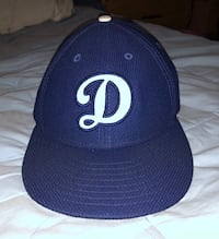 Los Ángeles Dodgers New Era D Fitted Hat Hawthorne, 90250