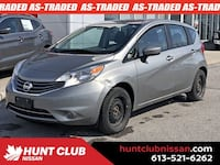 2015 Nissan Versa Note S | AS-TRADED