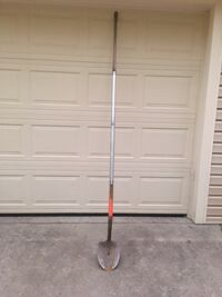 """Shovel extra long trench clean out 8 ft 8"""" spade Holly, 48442"""