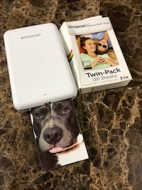 Polaroid Zip Photo Printer Bluetooth works with any device Tucson, 85713