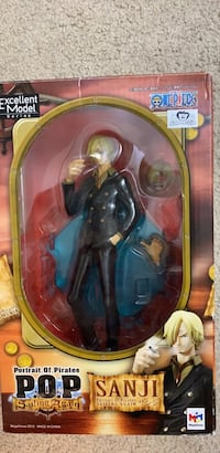 Sanji POP figure Fairfax, 22031
