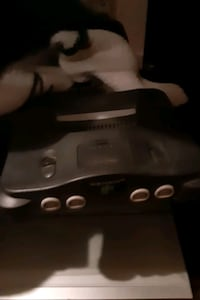 N64 11 games and contrioller