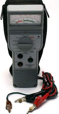 Twisted cable tester