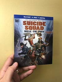 Suicide Squad Hell To Pay - Blu ray / DVD / Digital Toronto, M6B 2G9