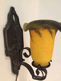 A lovely pair of Art de France wall Sconces  Mississauga, L5J 2E5