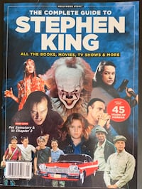 Complete Guide to Stephen King Magazine Lebanon