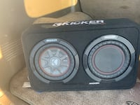 Kicker Subwoofer Roseville, 95678