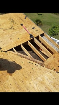 Roofing and exterior repair Mount Pleasant