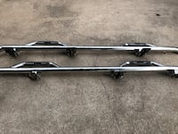 Go Rhino polished stainless D2 steps F250 or F350Crew cab. Godley, 76044