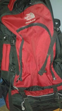 North face travel bag!!!  Kitchener, N2K 1E9