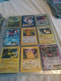 BINDER FULL OF POKÉMON CARDS: SEND ME OFFERS Indianapolis, 46224