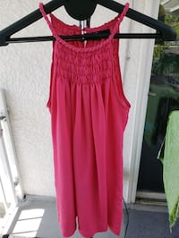 Cute summer womens dress - small