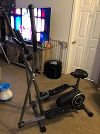 Weslo Momentum G 3.2 Bike/Elliptical 2-in-1 Hybrid Trainer Virginia Beach, 23464