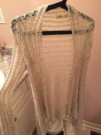XS long cream cardigan Toronto