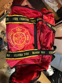 Firefighter turnout duffel bag Loganville, 17403