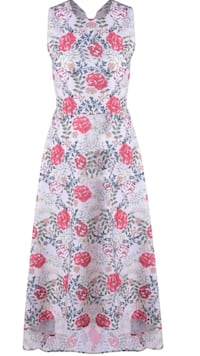 Summer dress size small high and low dress Brampton, L6S