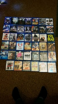 Blue ray dvds 2669 km