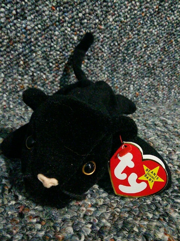 Used Black Panther TY beanie baby for sale in Tinley Park - letgo 7c10680fd33