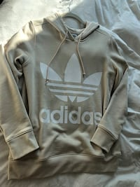 Adidas sweater for women, beige, size small, brand new Toronto