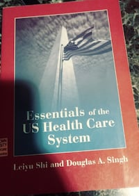 Essentials of the US Health Care System, Shi & Singh CAPITOLHEIGHTS