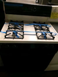 GE GAS STOVE WORKING PERFECTLY 4 MONTHS WARRANTY