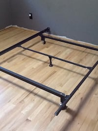 Double bed frame heavy duty nice  Parma, 44134