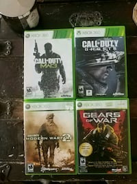 Xbox 360 Call of Duty games 546 km