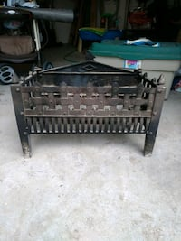 Fireplace grate/coal box Mississauga, L5B 4C4