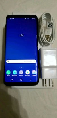 Galaxy S9 64 GB blue T Mobile unlocked in good con Laurel, 20708