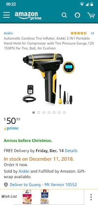 black and red cordless impact wrench screenshot Queens