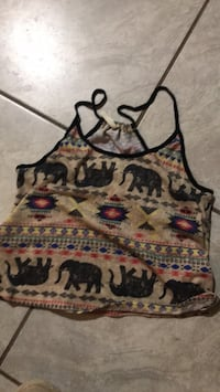 halter top Size small/medium Barstow, 92311