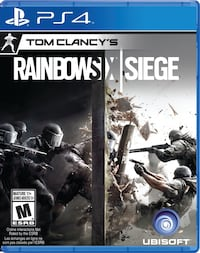 Rainbow six siege ps4 Toronto, M6H 4K7